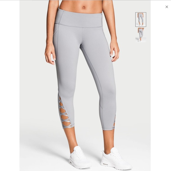 b24c5e5f9cca3d Victoria's Secret Pants | Knockout Victoria Sport Capri | Poshmark